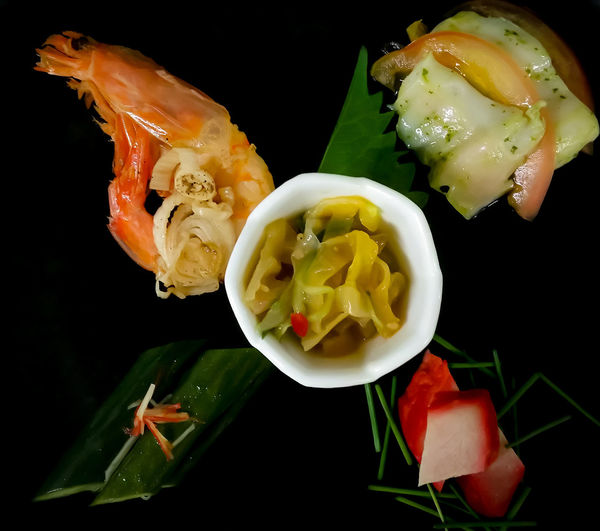 My job. Job Food EyeEm Selects Cooking Appetizer Chinese Food Black Background Close-up Seafood