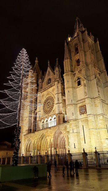 Christmas in León First Eyeem Photo