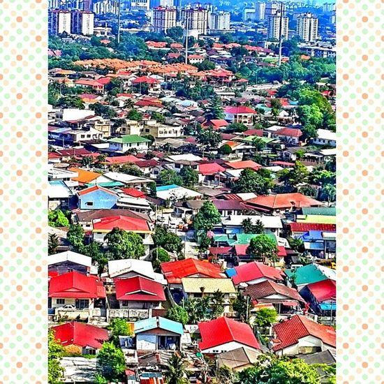 Neighborhood. .. Iger Instasize Neighbor Houses people world picture landscape igermsia igersmy ampang jiran bukitampang colourful myhome mytown