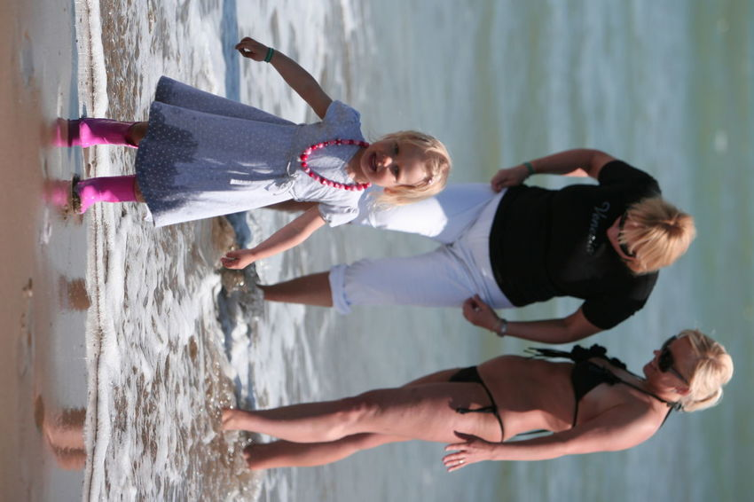 3 Generations Arts blondes, (where 60 year old mother in law might be nice :)) Family smiled Cheerful spends weekend poses, pro photosesions, , near Venice camping and Runs the Sea 3 Generations Arts Blondes 60 Year Old Mother In Law Might Be Nice :)) Area Blondes Camping, Vacansoleil, Interhome, Camps Cheerful Spends Weekend Day Family Smile Cheerful Interhome Italy Near Venice Pooples Sand Dune Sea Tree Blondes Vacansoleil Venezia Venice For Camping And Runs The Sea Camp