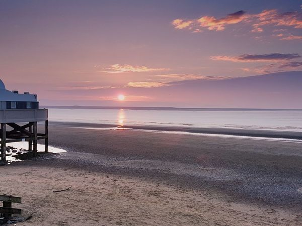 Sea Beach Sunset Sand Tranquility Water Beauty In Nature Outdoors Nature Tranquil Scene Travel Destinations Cloud - Sky Wave Sky No People Vacations Scenics