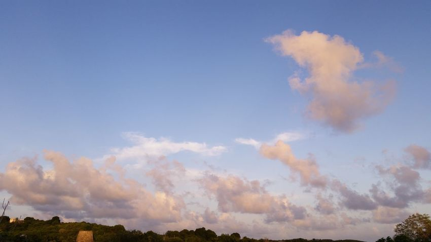 Landscape Clouds And Sky Cloud Formations No Edits No Filters @ Constitution Hill