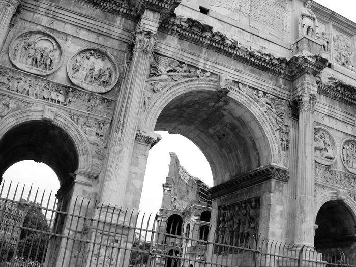 Rome takes you