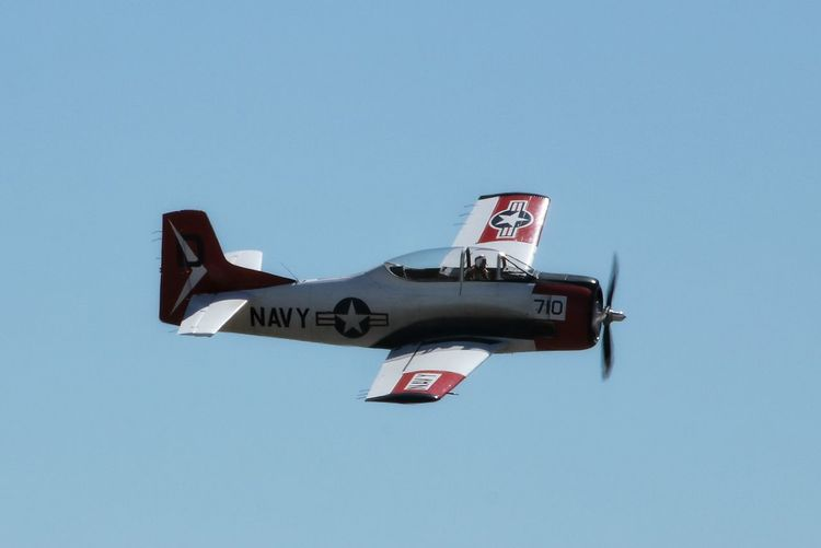 go navy Photography Aircraft Trojan