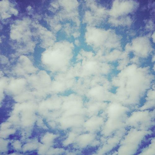 Blue Blue Sky