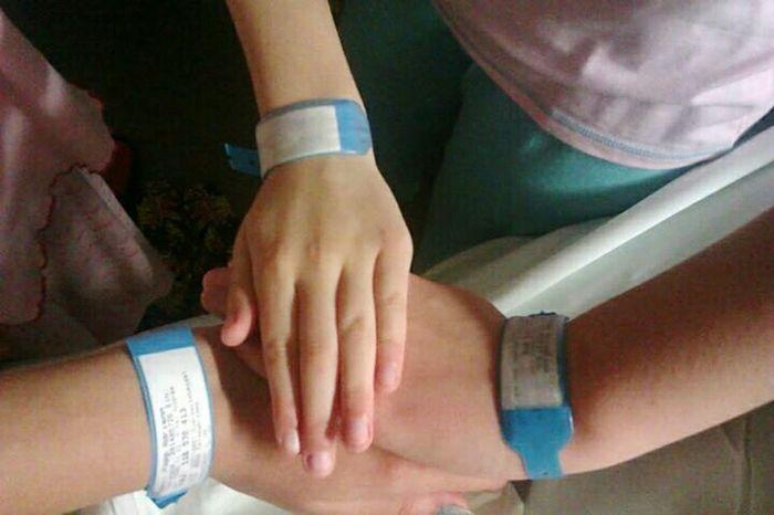 Hospital Holding On Hope Human Hand People Truefriends DontLetMeDown Fighters