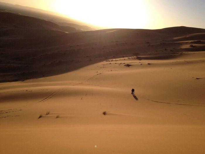Mars Marte Erg Chebbi Morocco