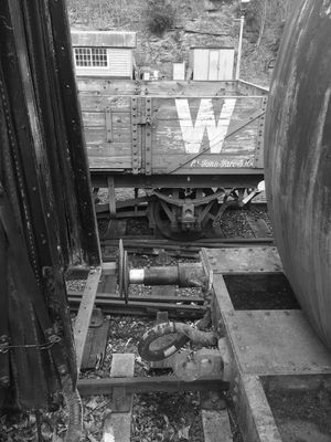 Built Structure Architecture Day No People Industry Outdoors Rolling Stock Trains Train Yard Blackandwhite Blackandwhite Photography IPhoneography Iphone6splus Iphonephotography Travel Mobilephotography Iphoneonly Travel Destinations Trainyard