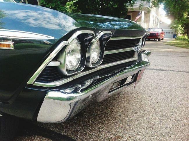 Classic Classic Car Vintage Car Vintage Car Show Car Porn Car Classic Vintage SS Chevelle