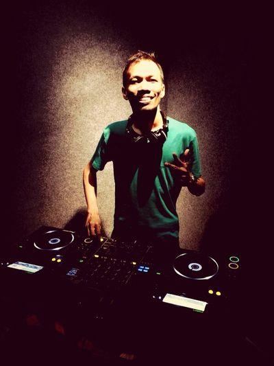 DJ studio at FLUX Inc.