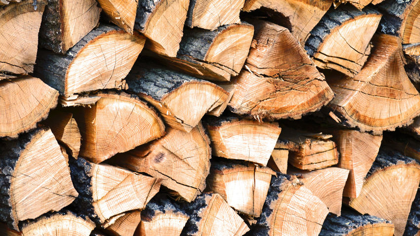 Woodpile Abundance Close-up Day Firewood Heap Large Group Of Objects Log Nature No People Outdoors Pattern Shape Stack Textured  Timber Wood - Material