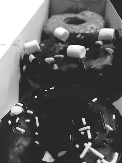 Just doughnut Doughnuts Blackandwhite Food Taking Photos Foodphotography Donuts Check This Out Chocolate