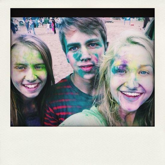 Where Do You Swarm? Colorfest 2014