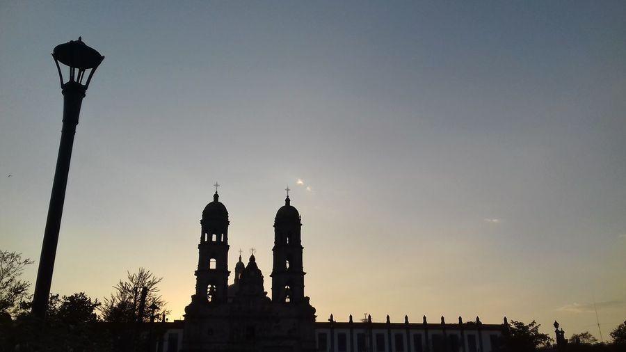 Sky Basilica De Zapopan First Eyeem Photo