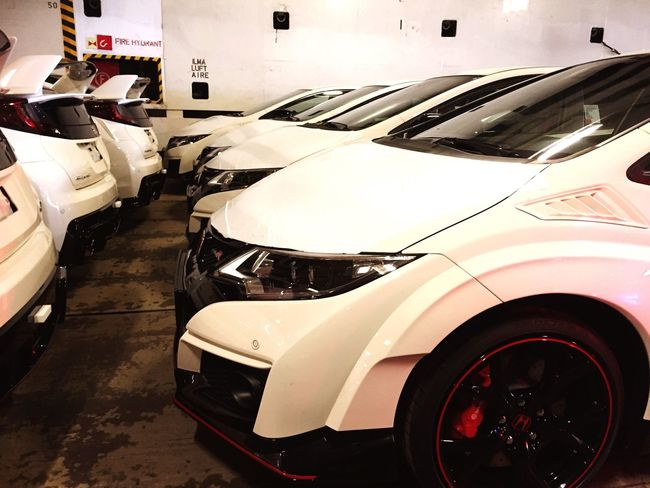 Japan Car 2016 Type R Honda Honda Civic