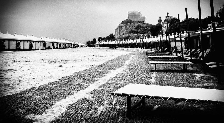 Beach Holiday Hotel Hotel Excelsior Lido Di Venezia Outdoors Sunbeds