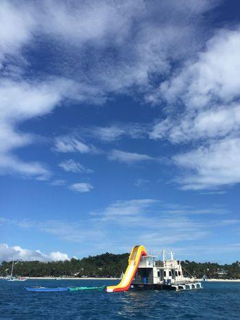 Sky Cloud - Sky Transportation Water Nautical Vessel Day Sea Outdoors Sailing