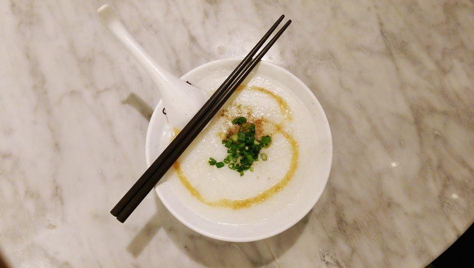 Food And Drink Food High Angle View Indulgence Foodporn Food Photography Chinese Food Food Heaven Penang Penang Food Porridge