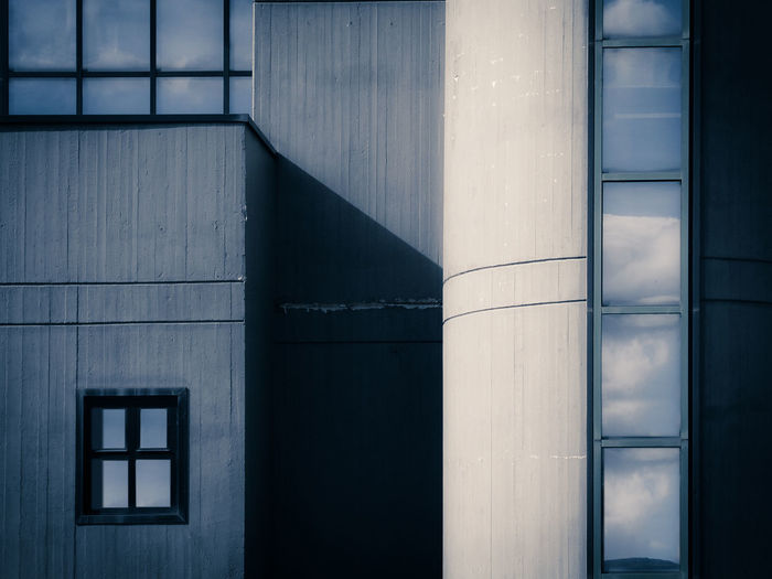 Architecture Blue Colors Built Structure Cityscapes Day No People Outdoors Street Photography Colour Urban