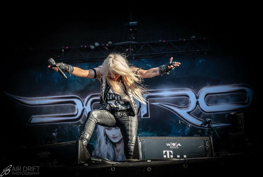 DORO Concert Music Photographer Festival Photography Festival Photos Music Festival Wackenopenair2018 Music Photography  Festival Doro Wacken Open Air Doro Pesch One Person Representation Indoors  Night Architecture Real People Arts Culture And Entertainment Art And Craft Festival