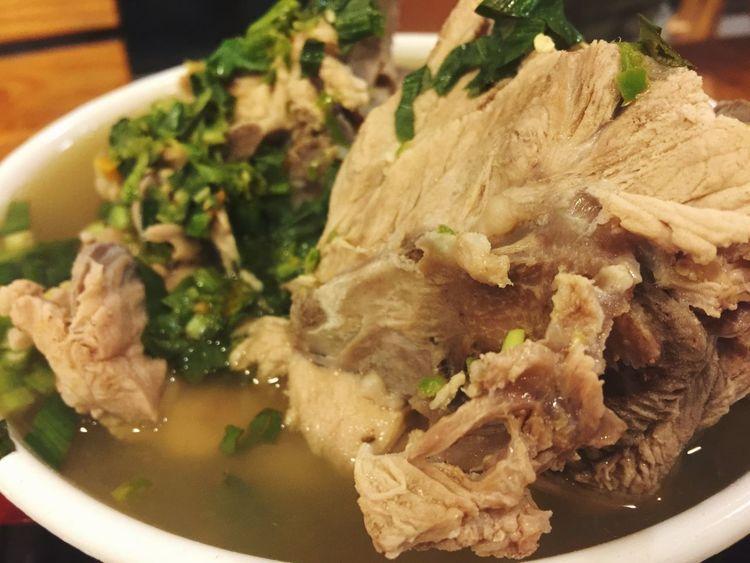 pork spicy soup