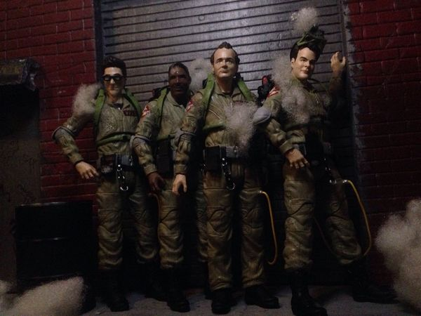 Ata_dreadnoughts Toygroup_alliance Toyphotographers Toycommunity Toycrewbuddies ACBA Toyphotography Ghostbusters action figures actionfigureart
