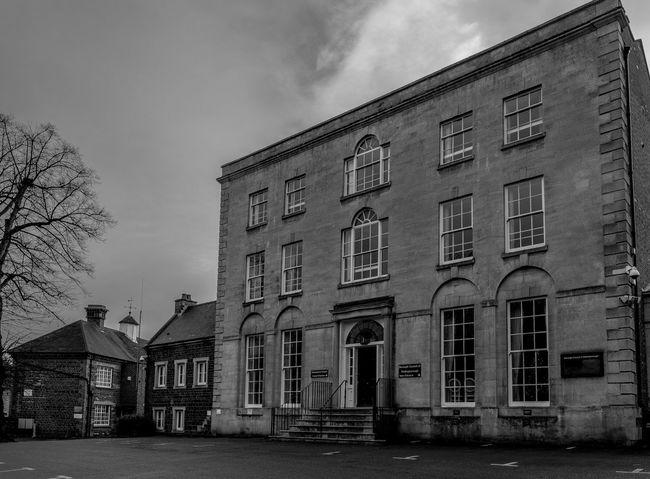 Swanspool House, Sheep Street, Wellingborough, Northamptonshire Street Wellingborough Architecture Black And White Urban FUJIFILM X-T2 Town Monochrome Northamptonshire Monochrome Photography Architecture
