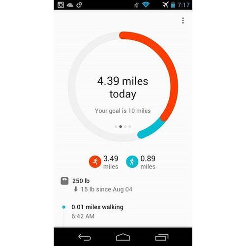Went out 73highway around Walmart to Jackson Park..... To downtown Atchison..... Gettn easier every week... Ks_pride Ks_pride Atchison Running Run 5kaday Morningjog Fuckyeah Closeenoughto3 .5miles Runner Jogging