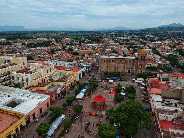 Jalisco Tequila,jalisco Turism Building Exterior Architecture City Built Structure High Angle View Cityscape Building Outdoors