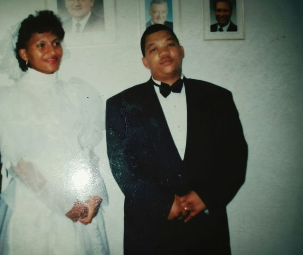 Mother And Father <3 Happy Anniversary Cheese! Throwback