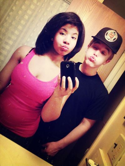 Me And And My Baby Last Weekend