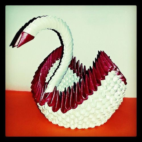 Swan Handcraft Shafeeu 'swork Beautiful