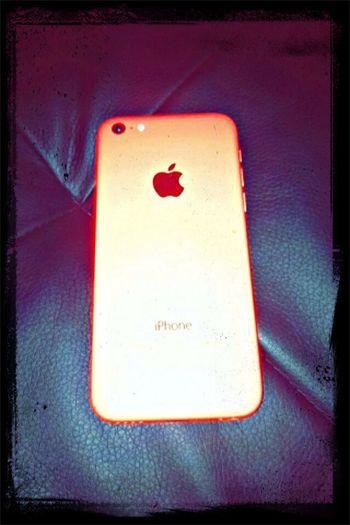 New IPhone 5c??