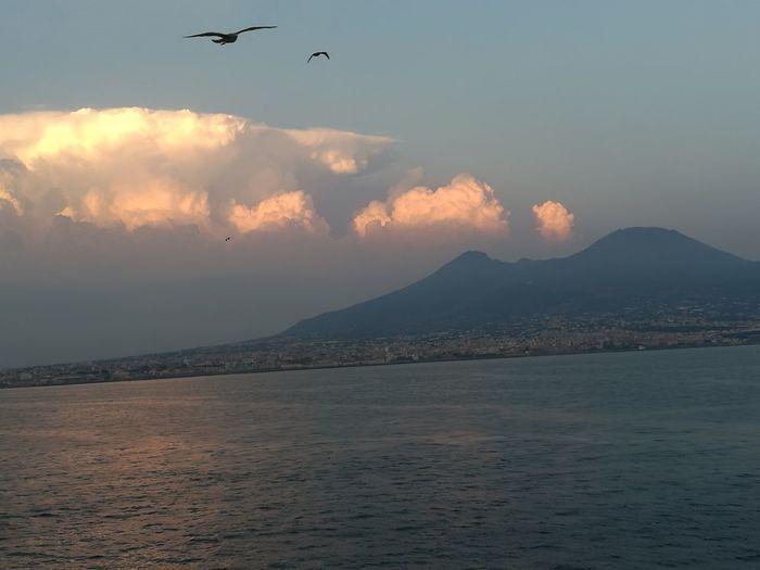 Hermoso Vesuvio