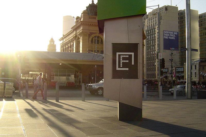 Federation Square 2006 City Life Federation Square