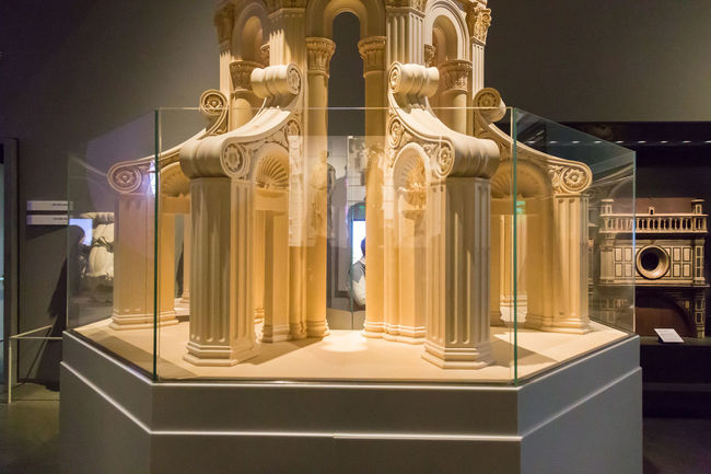 Opera Museum Florence Florence Cathedral Florence Churces Museum Of Art Architecture Indoors  No People Built Structure Illuminated Belief Place Of Worship Building History The Past Art And Craft Religion Architectural Column Spirituality Representation Craft Sculpture Metal Ornate
