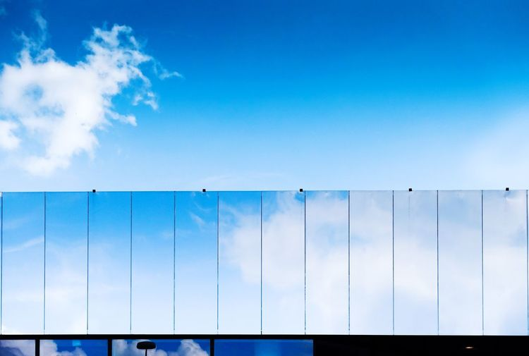 Sky ans architectural element
