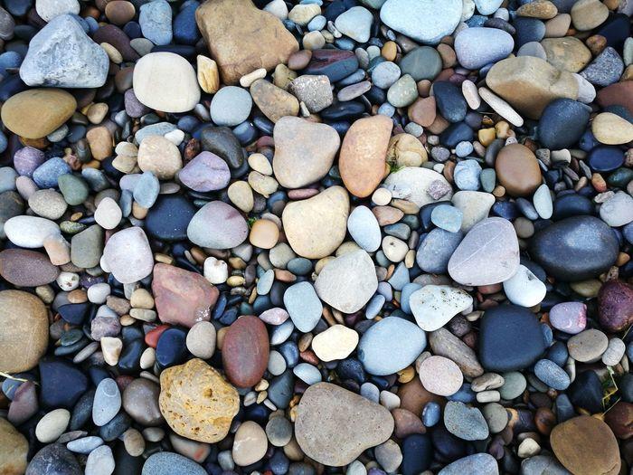 Pebble Beach Backgrounds Beach Full Frame Pebble Close-up