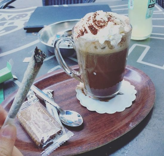 Amsterdam The Bulldog Coffeshop Coffee Time Smoke Weed Coffeshop Amsterdamcity Throwback Check This Out Mjam High Smokeweedeveryday Chilling Enjoying Life Interrail