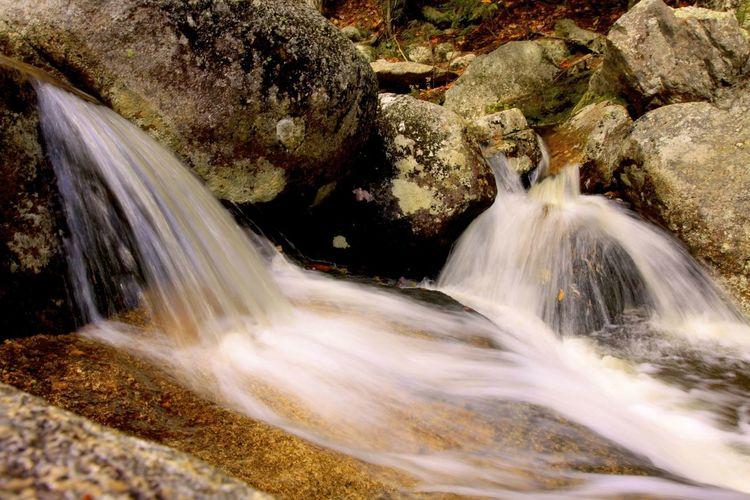Water terfalls]