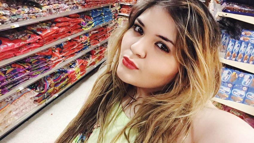At the piñata store. I love being Latina. 🇲🇽 Mexicancandy MexicanGirl Latina