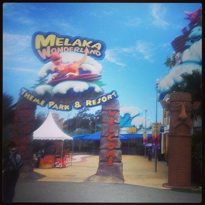 Wonderland Melaka Holiday Exited