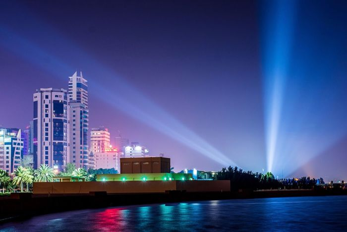Event at Coral Bay in Bahrain