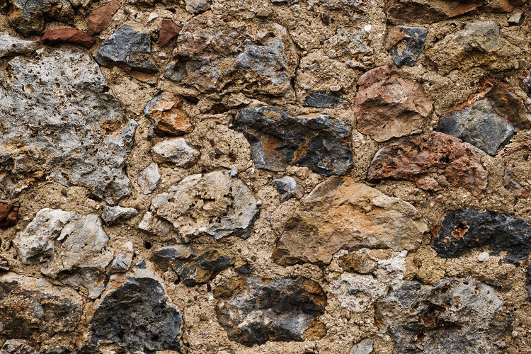 Dry Stone Wall Rural Wall Wall Background Background Backgrounds Close-up Day Fossil Full Frame Nature No People Outdoors Rock - Object Rough Rural House Sea Life Stone Stone - Object Stone Material Stone Wall Stones Textured  Vintage Wall - Building Feature