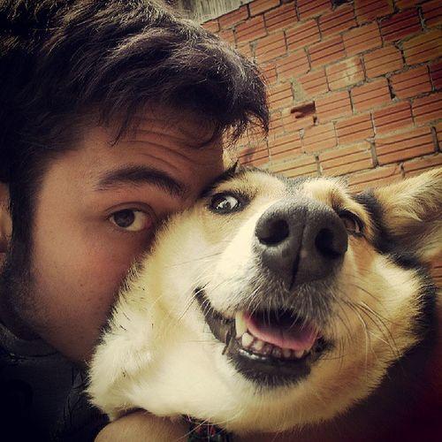 @yasmeencannon essa eh minha princesaaa....... Fofinha Dogcrazy Dog Princesa lovedog loveanimals