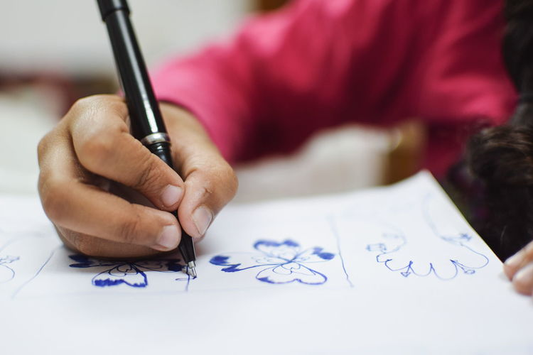 He had set off to script his destiny.... but fell short of time and ink. InMakin! Words Candid Randomness Writing Drawing Human Hand Human Body Part Close-up Indoors  Love Yourself Press For Progress Inner Power