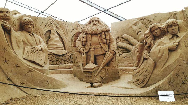 Baltic Sea Rügen Sandsculptures Enjoying Life Taking Photos Holiday♡ Harry Potter Harry Potter ❤ Art Art Gallery