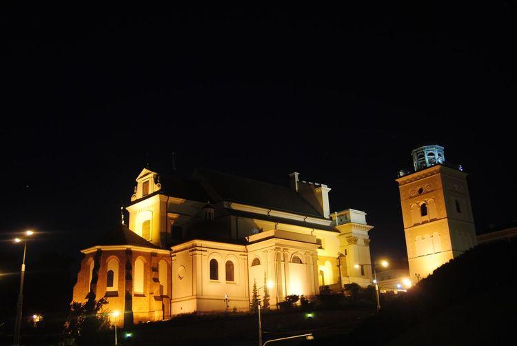 Warszawanocą Poland Nightphotography