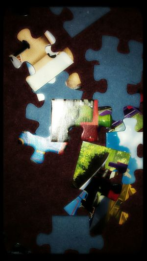 Puzzle  Picking Up The Pieces