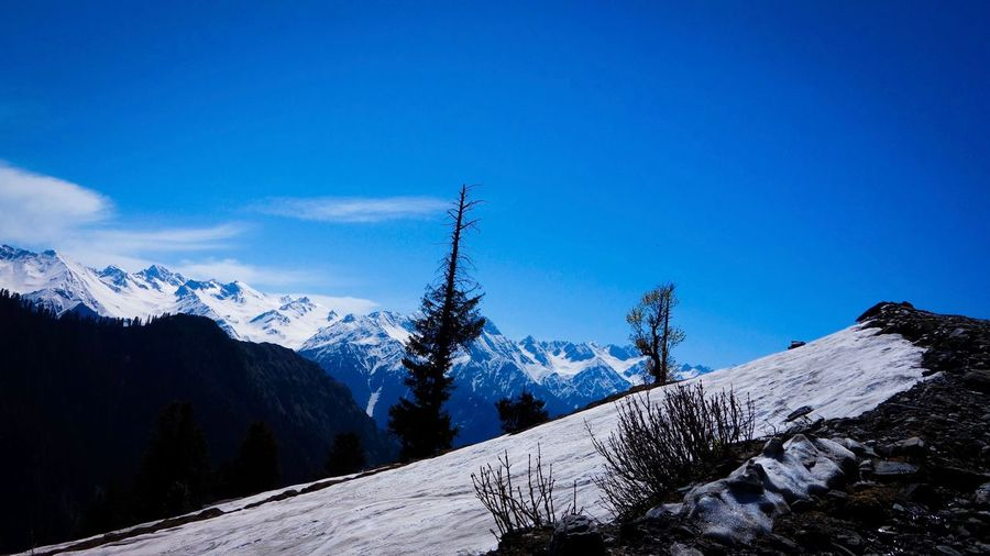 Amazing Pakistan Beauty In Nature Cold Temperature Landscape Mountain Nature Outdoors Season  Sky Snow Weather Winter